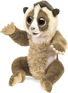 Folkmanis Slow Loris Hand Puppet Plush
