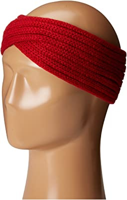 KNH3444 Overlap Knit Headband