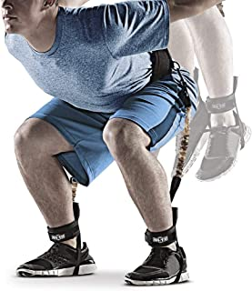 Vertical Jump Trainer Bounce Trainer Leg Strength Trainer for Leg Resistance Training Basketball Football Volleyball Tennis Training Improving Lower Limbs Explosiveness Provide of Customized Services