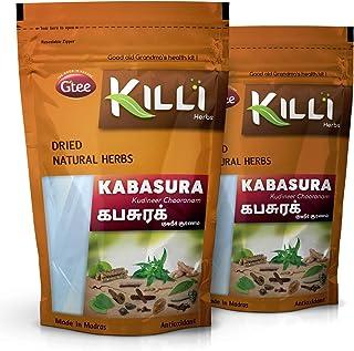 KILLI Kabasura Kudineer Chooranam Powder, 100g (Pack of 2)