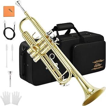 Eastar Trompeta Bp Standard para estudiante Color Dorado ETR-380