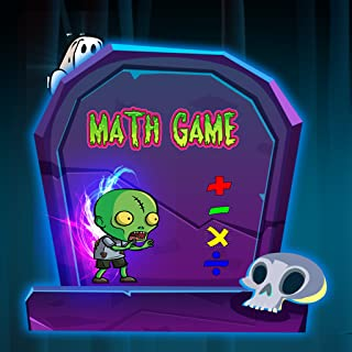 cool monster and zombie math game - free educational Math Game for children: easy to hard mathematic problems for improve calculation kids game for preschool & kindergarden