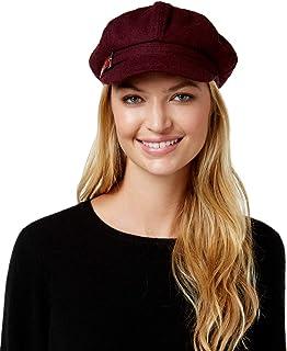 c031c26fc1f81 Amazon.com  Reds - Newsboy Caps   Hats   Caps  Clothing