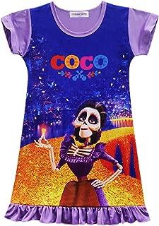 PCLOUD Coco Girl's Long Dress