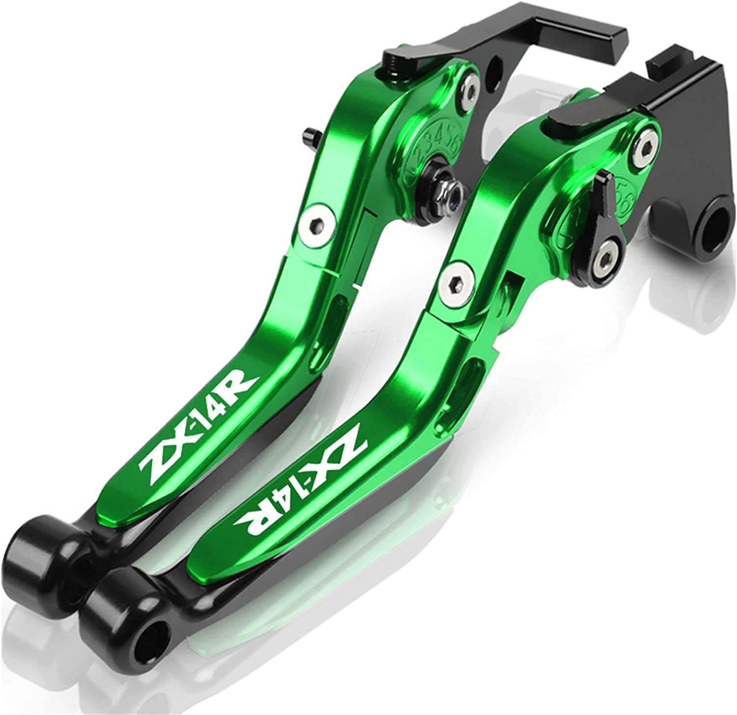 MHGJ Motorcycle High quality new ZX-14R Max 80% OFF Brakes Handle fo Clutch Levers