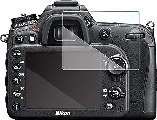 MWOOT 3 Unidades Protectores de Cristal Templado para Nikon Z6 y Nikon Z7 9H Dureza Resistente a Arañazo Protector de Pantalla para Proteccion de Pantalla