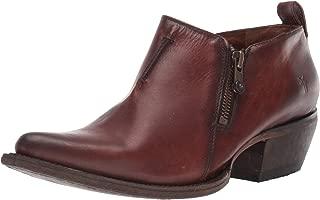 حذاء حريمي من FRYE مطبوع عليه Sacha Moto Shootie