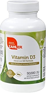Best vitamin d 50000 iu twice a week Reviews