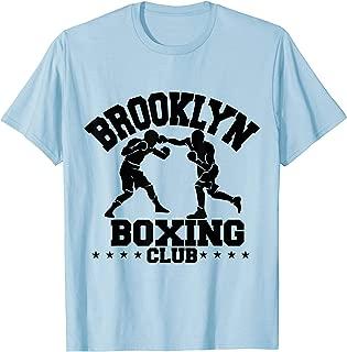 Cool Boxing Tees - Brooklyn Boxing Club T-Shirt
