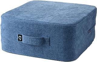 シェイプキューブ® スカイブルー 室内用 トランポリン ジムテリア gymterior インテリア 座椅子 トレーニング