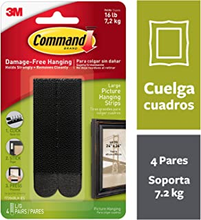 command strips that hold 10 lbs
