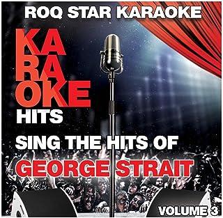 Karaoke - George Strait, Vol. 3
