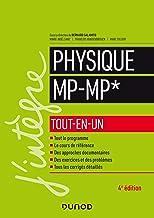 Livres Physique MP-MP* Tout-en-un (Concours Ecoles d'ingénieurs) PDF
