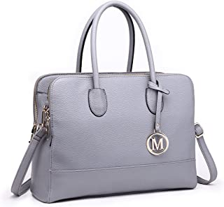 Miss Lulu Handbags for Women Shoulder Bags Purses Fashion Casual Synthetic Leather Top Handle Tote Bag
