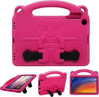 "Kid-Friendly Case for Samsung Galaxy Tab A 8.4"" 2020 -T307U Mocha Verizon/T-Mobile/AT&T, Light-Weight Soft Foam Durable Sh..."