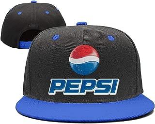 uter ewjrt Adjustable Pepsi-Logo- Trucker Hat Cool Street Dancing Cap