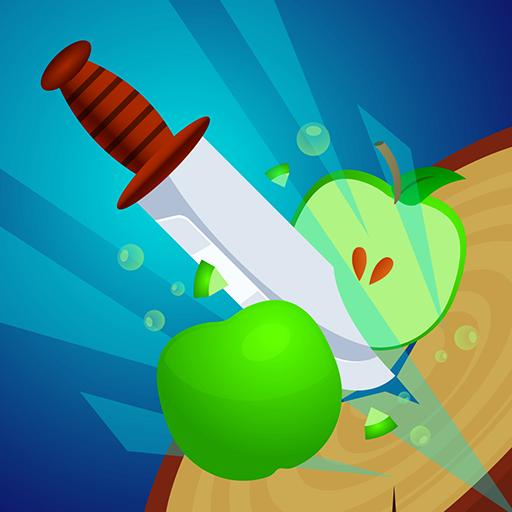 Knife It Up - Hit Knife Throw Game Simulator Rush 2018: Free Twisty Dash Games