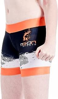 Tigon Women MMA Shorts Ladies Fitness Running Compression Shorts Yoga Workout Short MMA Fight Gym Skinny shorts