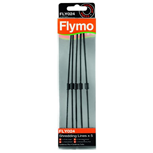 Flymo FLY024 Shred Lines (Pack of 5) to suit Garden Vacs