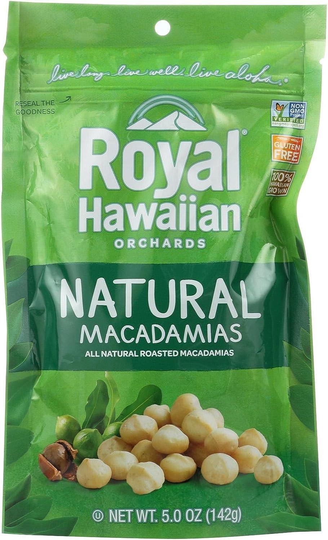 Royal Hawaiian Orchards Macdm Sales Nuts All of Ranking TOP6 Natural 6 Siz Pack
