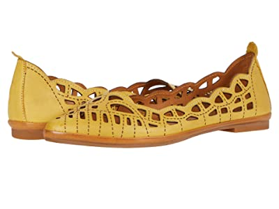 Spring Step Perlita (Yellow) Women