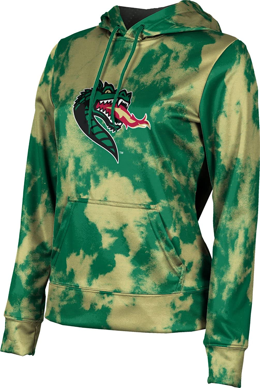 ProSphere University of Alabama at Birmingham Girls' Pullover Hoodie, School Spirit Sweatshirt (Grunge)