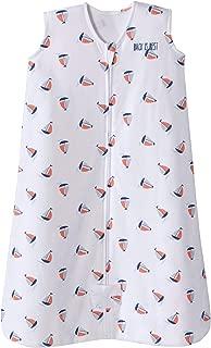 Halo Sleepsack Cotton Wearable Blanket, Sailboat Navy, X-Large