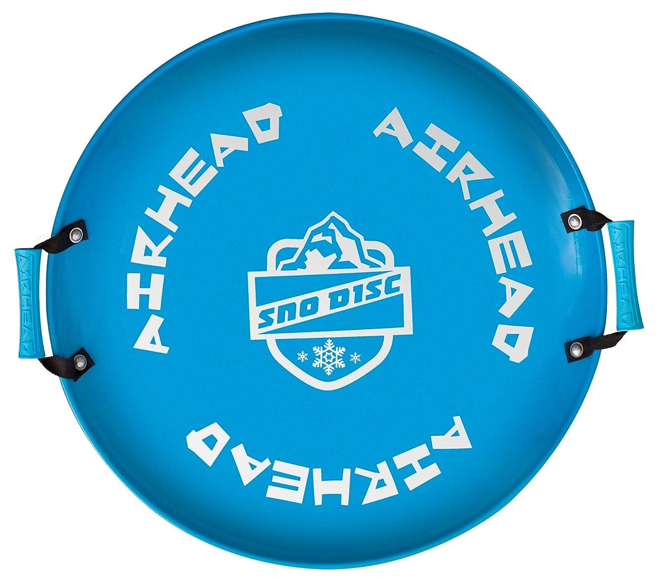 AIRHEAD SNO DISC Steel Saucer