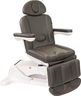 Medi Spa Exam, Facial and Procedure Chair w. Swivel (Gray)