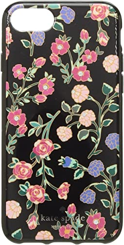 Kate Spade New York Jeweled Mini Bloom Phone Case for iPhone® 8