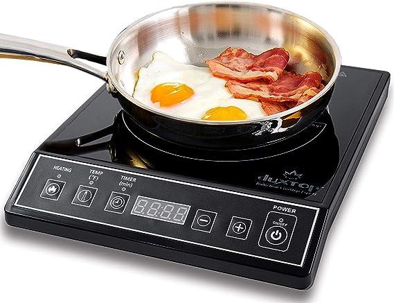 Duxtop 1800W Portable Induction Cooktop Countertop Burner