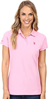 U.S. Polo Assn. Juniors Solid Pique Shirt