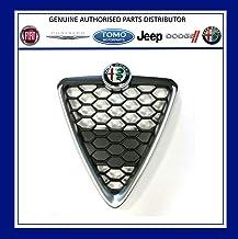 Rejilla de radiador de parachoques delantero para Alfa Romeo Giulietta 2016> 156112051