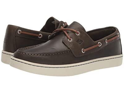 Sperry Sperry Cup 2-Eye (Olive) Men