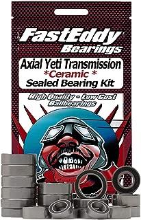 Axial Yeti Transmission Ceramic Rubber Sealed Bearing Kit