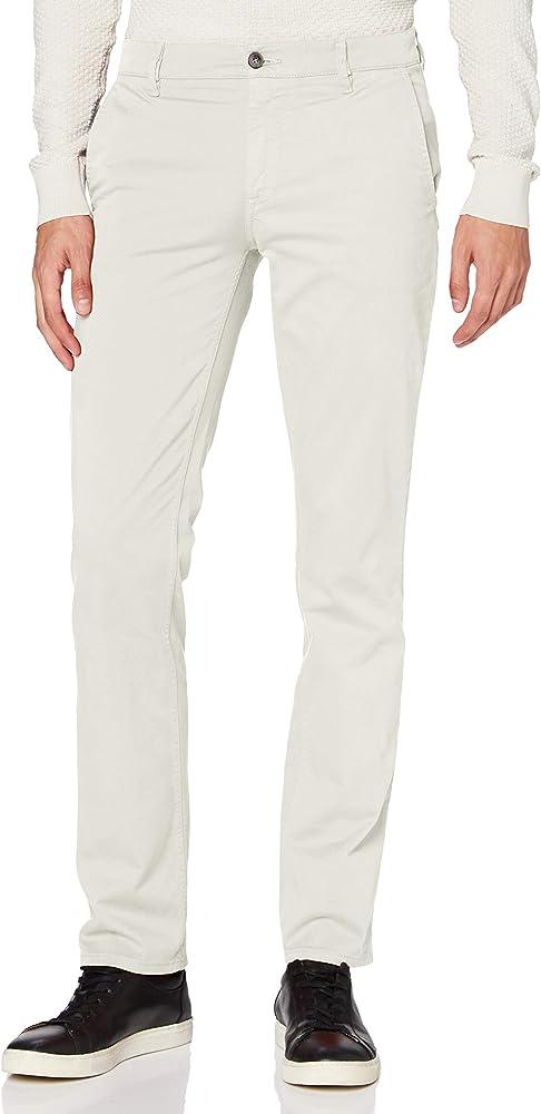 Hugo boss,pantaloni casual uomo, in pratico cotone elasticizzato ,in diversi colori 50379152