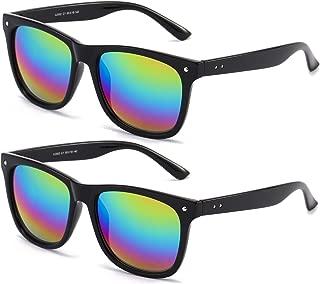 Best rainbow sunglasses for sale Reviews