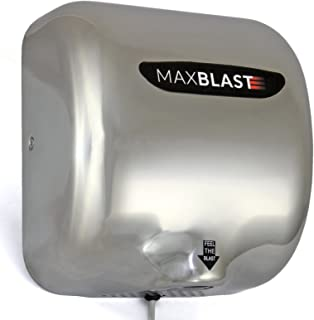 MAXBLAST - Secador de Manos Eléctrico 120 metros/segundo