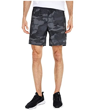 RVCA Yogger IV Shorts (Camo 1) Men