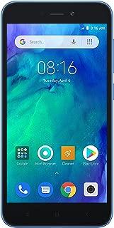 Xiaomi Redmi Go Dual SIM - 8GB, 1GB RAM, 4G LTE, Blue – International Version