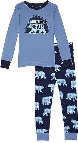 Brother Bear Pajama Set (Toddler/Little Kids/Big Kids)