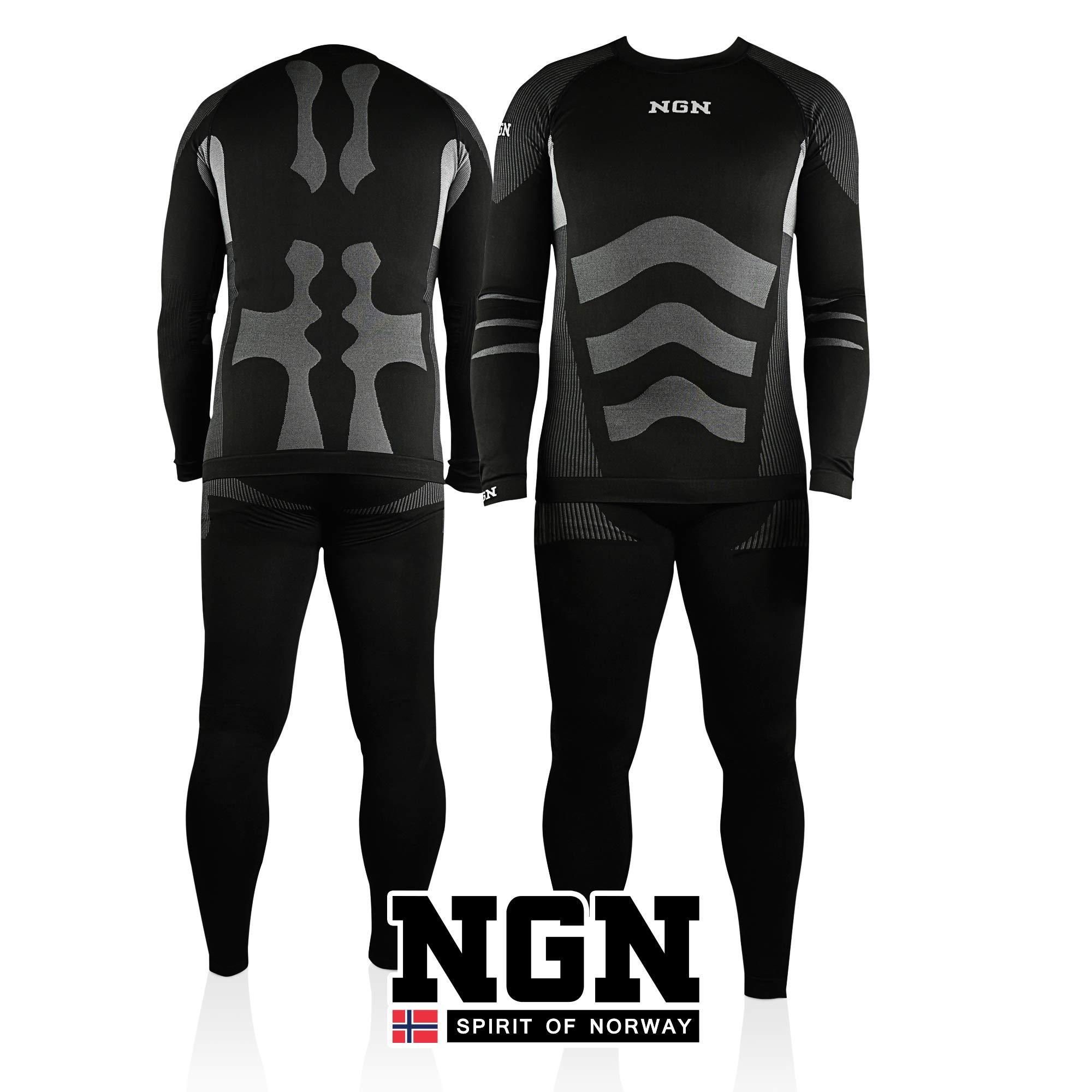 NGN – Ropa Interior térmica de esquí para Hombre de Noruega, de ...