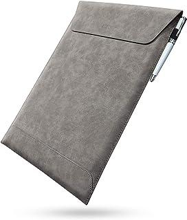 スリーブケース macbook pro/air 13用 大切なご愛機をきちんと守れる マグネット開閉 薄型・軽量 (PUグレー)
