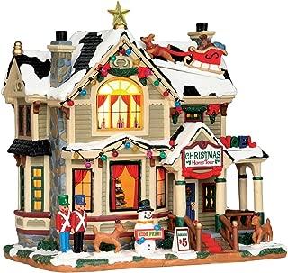 Lemax Village Collection Christmas Home Tour #55932