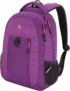 SwissGear Baxley Purple 18 Inch Backpack
