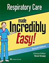 Best respiratory therapy for dummies book Reviews