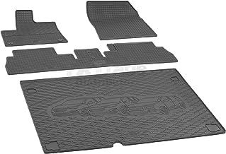 Fußmatten Autofußmatten Velours für Citroen Berlingo 2002-2007 4tlg ohne Bef.