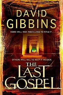 The Last Gospel by David Gibbins - Paperback