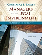 Best managers and the legal environment 7th edition Reviews