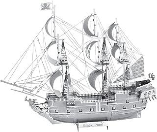 Fascinations ICONX 3D Metal Model Kits Black Pearl